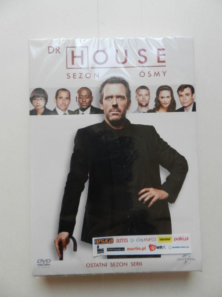 Dr house sezon 8 w sklepie dodatki w kiosku sklepy Dr house sklep