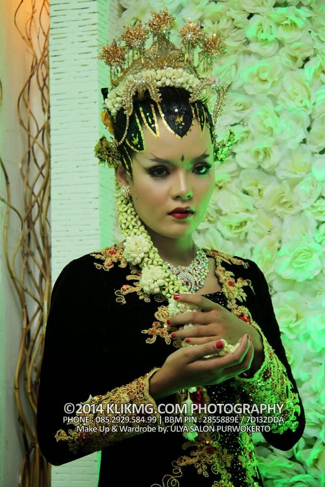 Model RIAS PENGANTIN PAES AGENG MODIFIKASI - Foto oleh : KLIKMG Photography