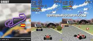 racing masters 2012 java games