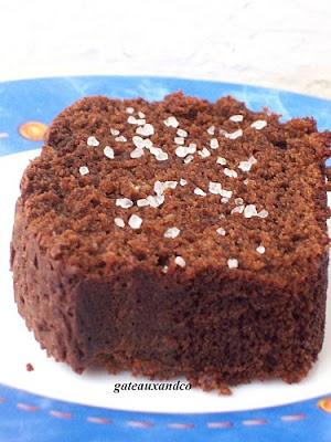 L 39 image du g teau g teaux au beurre sal - Gateau chocolat beurre sale ...