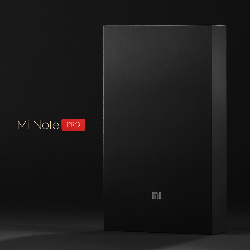 Caixa Xiaomi Mi Note Pro