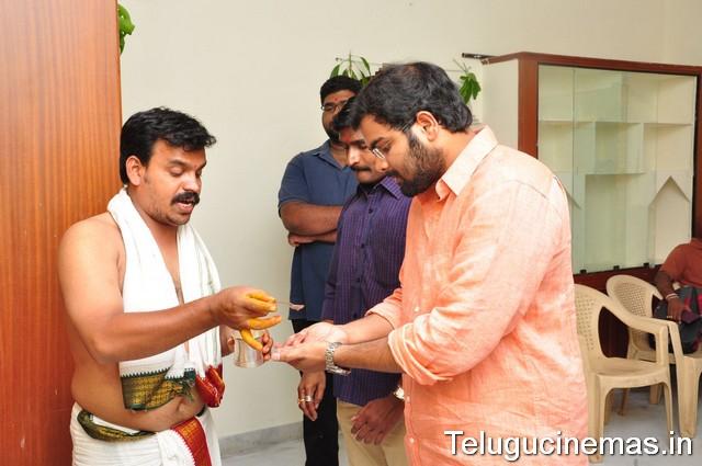 Nara Rohit Started working with Pavan Sadineni direction ,Nara Rohit 'Savithri' Movie Started on June 27,Nara Rohit's Savithri movie launch,Nara Rohit's Savithri movie launched.Nara Rohit's Savithri movie opening-Telugucinemas.in