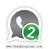 برنامج تشغيل رقمين للواتساب بهاتف واحد