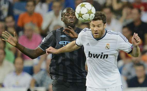 Foto Pertandingan Real Madrid Vs Manchester City