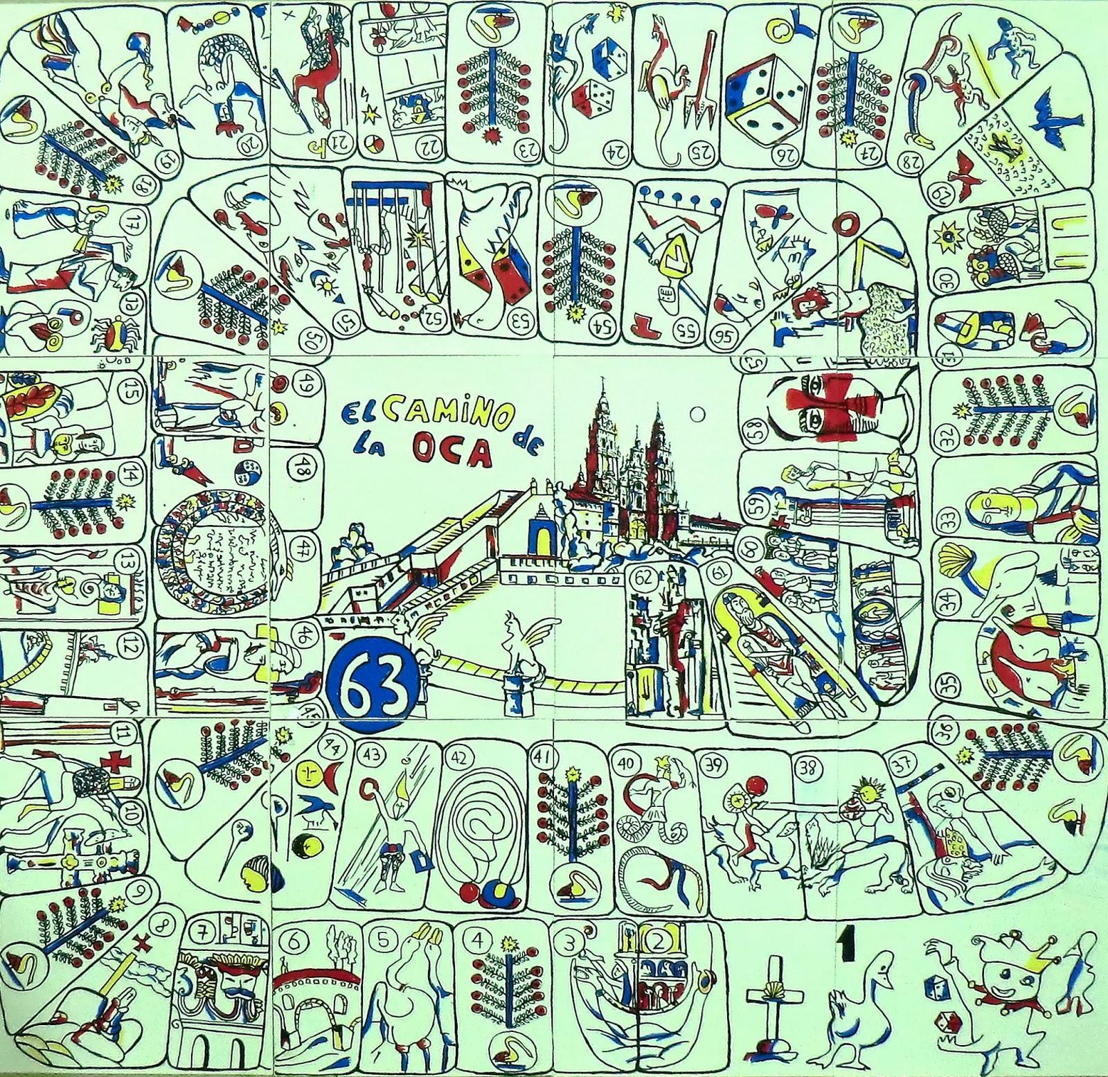 1000 images about juegos de mesa on pinterest - La oca juego de mesa ...