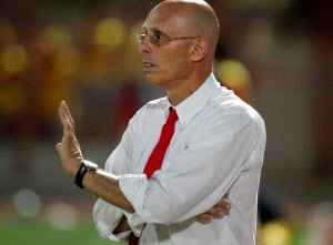 Stephen Constantine-Indian Football Team Head Coach post