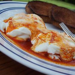 Turkish Style Eggs Recipe