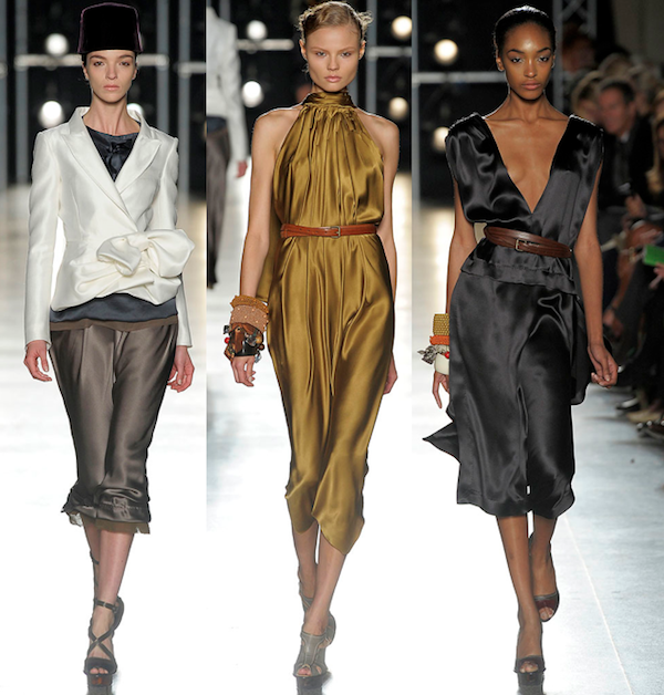 First Aquilano Rimondi show - SS 2009