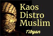Kaos Distro Muslim