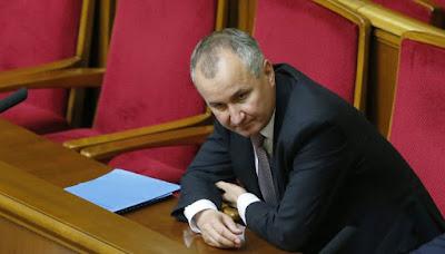 The new Head of the Security Service of Ukraine Gen. Grytsak