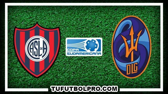 La Guaira 0-2 San Lorenzo. El ciclón a cuartos de final.