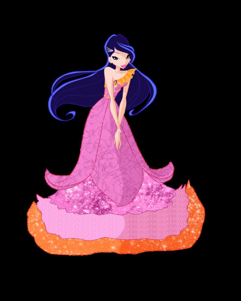 Just Winx Ball Dresses