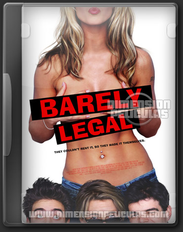 Barely Legal (DVDRip Inglés Subtitulado) (2011)