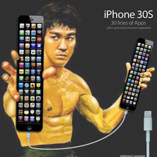 Gambar Iphone Terlucu