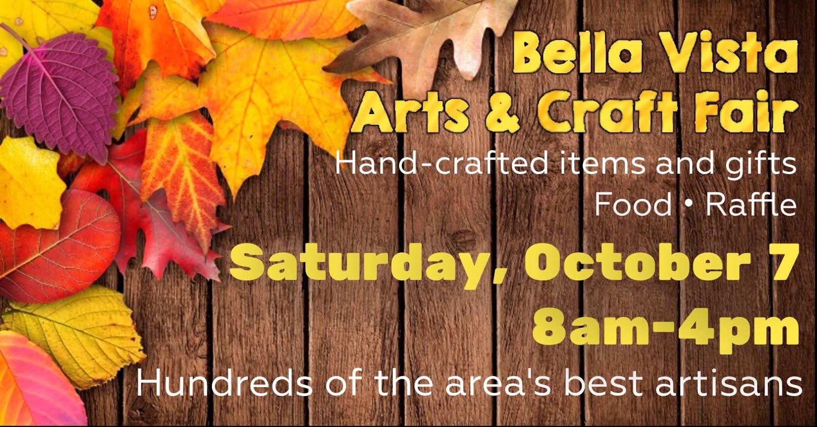 Bella Vista Arts & Craft Fair