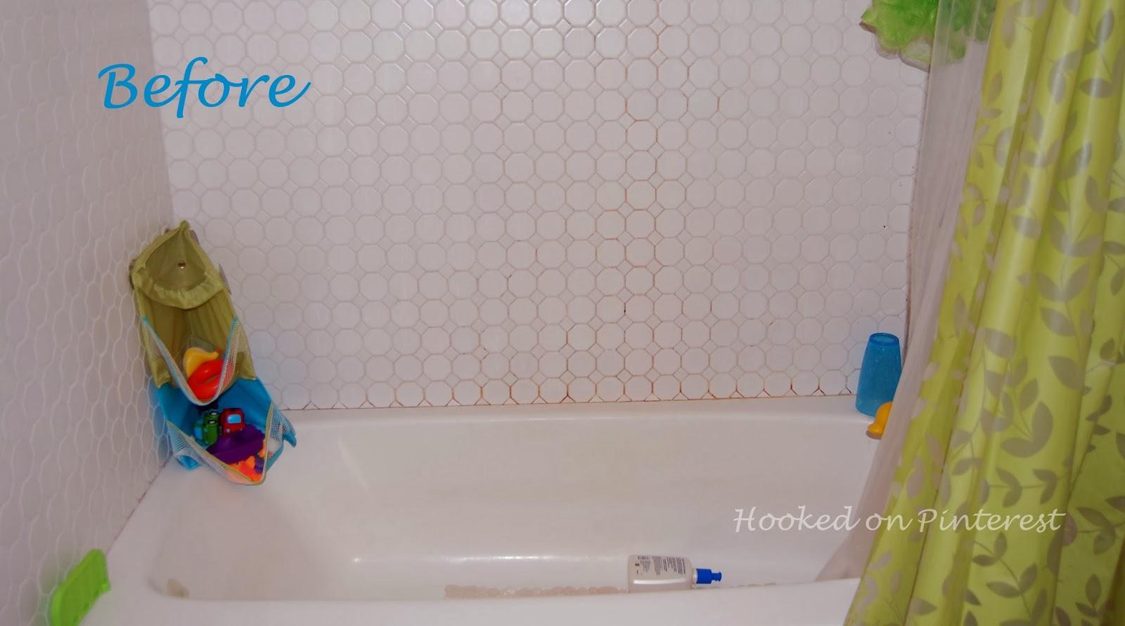 Bathroom Toys Storage Hooked On Pinterest Organization Bath Toy Storage