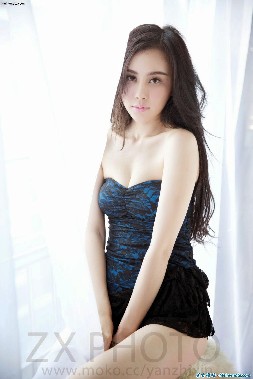 Rosy sexy model Lee Yoko