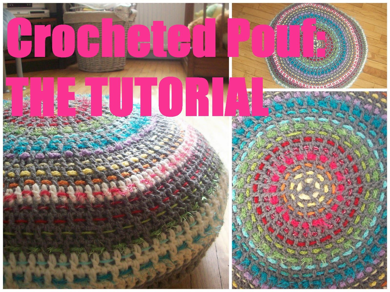 Gay crochet - Magazine cover