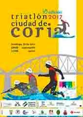"""XVI TRIATLÓN """"CIUDAD DE CORIA"""""""