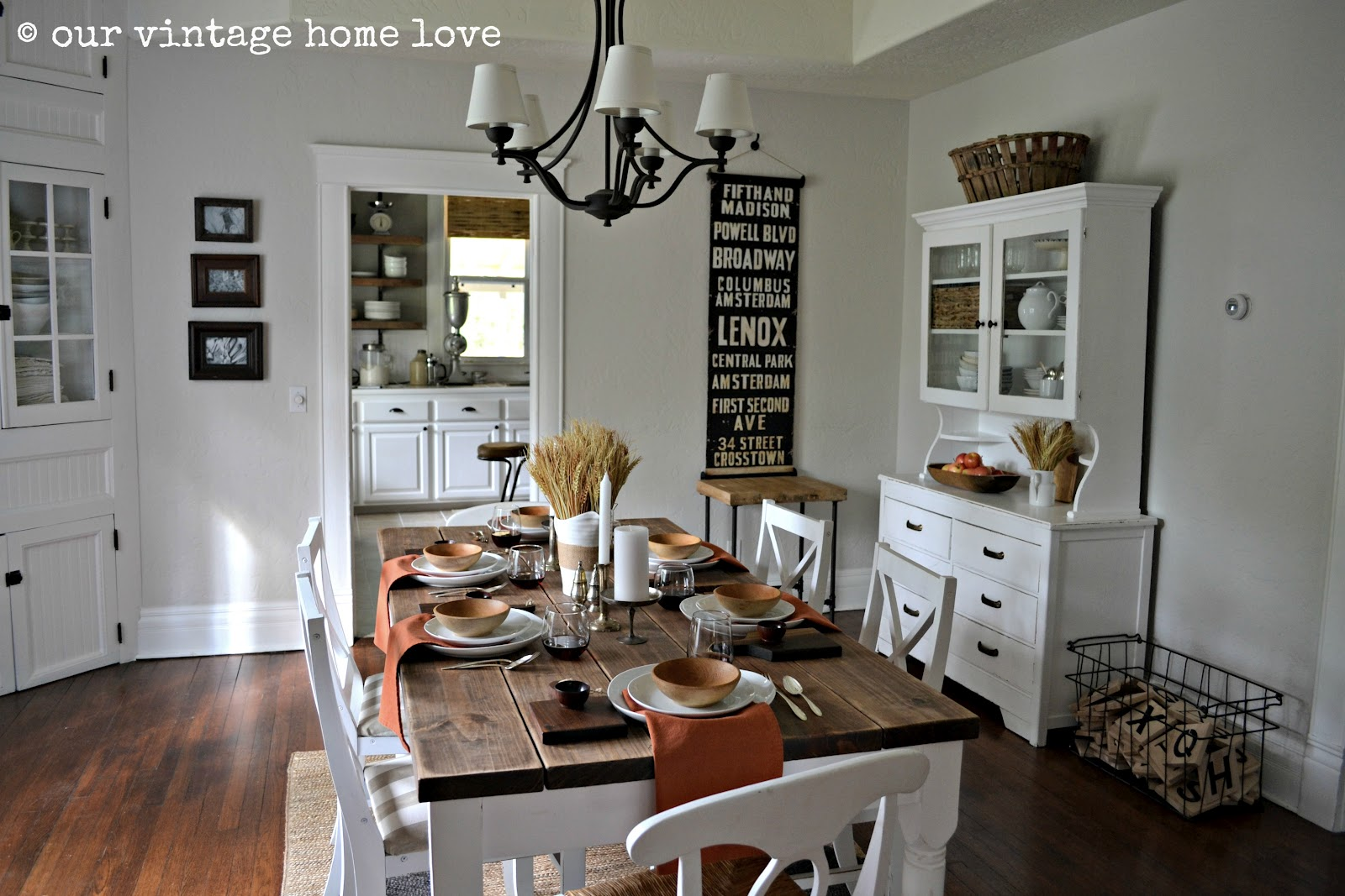 vintage home love: September 2012