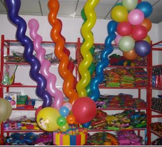 decoración con globos en fiestas, como adornar una fiesta con globos, adornar con globos una fiesta infantil