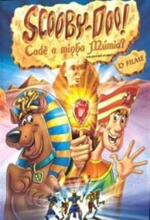 Scooby-Doo em Cadê a minha Múmia