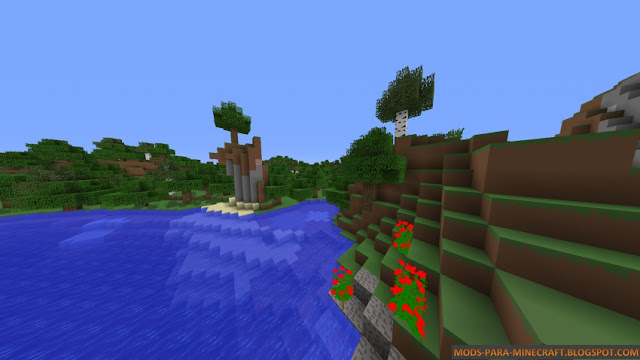 Imagen 2 de Ultra Pack Resource Pack para Minecraft 1.8