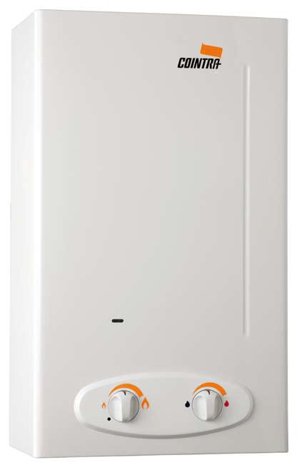 calentadores electricos y de gas caracteristicas y