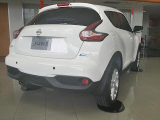 Eksterior Luar Body Nissan Juke RX 2016