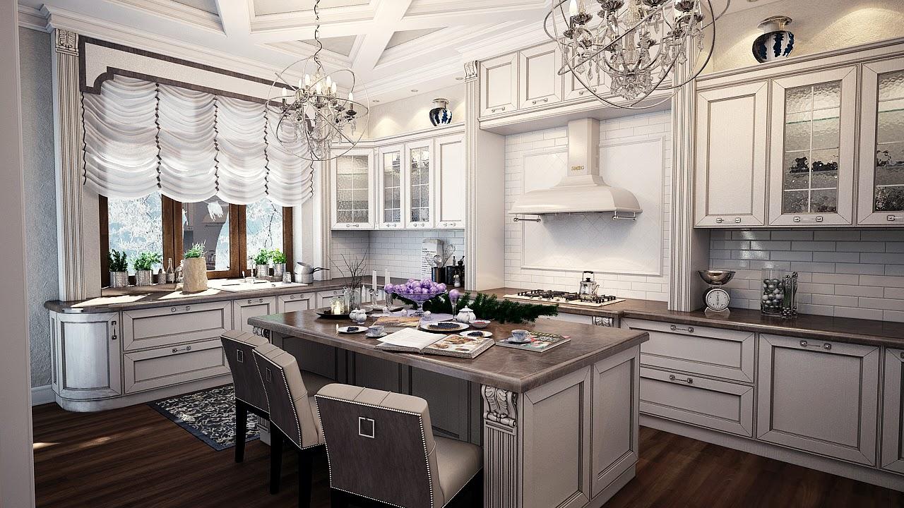 3D Concept of interior. Svetlana Roma Interior Design