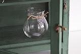 Sød Buttet Vase til forårets blomster..40kr.