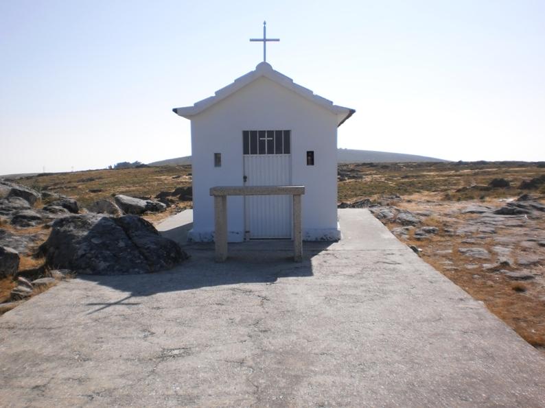 Capela na Serra da Freita
