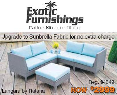 Exotic Furnishings