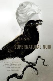 Supernatural Noir, 2011, copertina