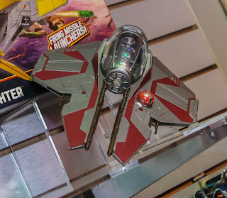 Hasbro Star Wars 2013 Toy Fair Display Pictures - Vehicle
