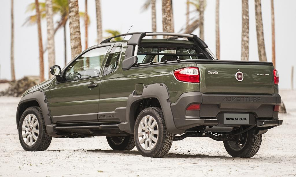Lanzamiento fiat strada adventure cabina extendida for Fiat adventure precio