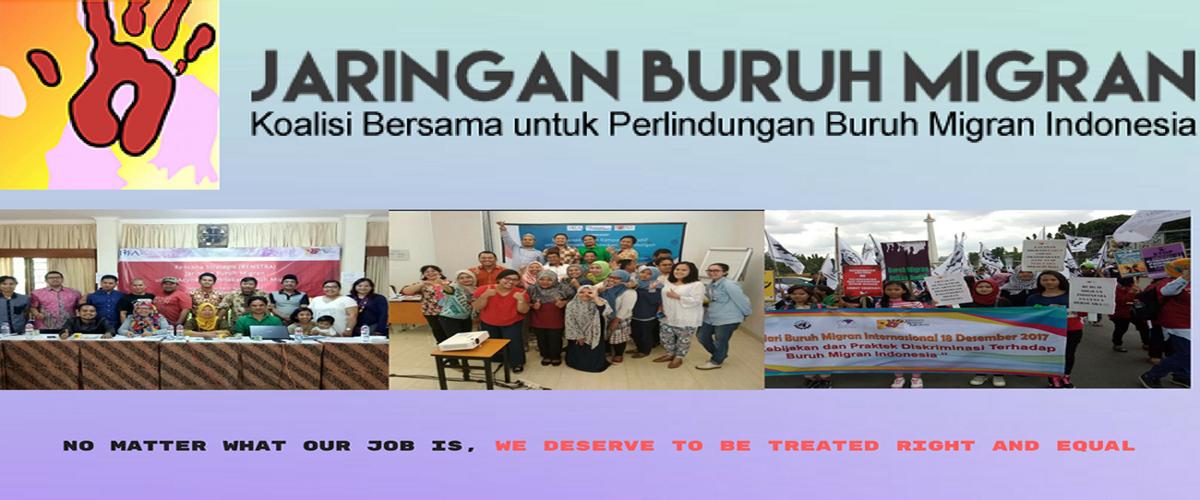 JARINGAN BURUH MIGRAN