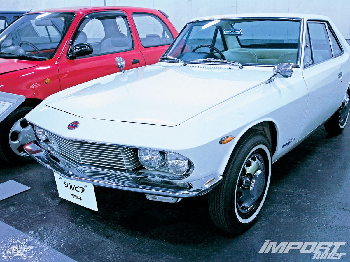 Nissan Silvia, CSP311, front, white, klasyczne auta, grianghraf