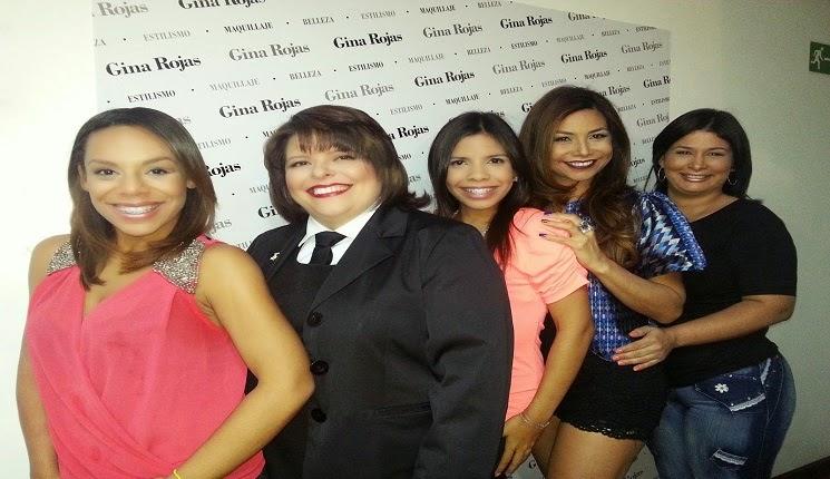 amigas de Gina Rojas