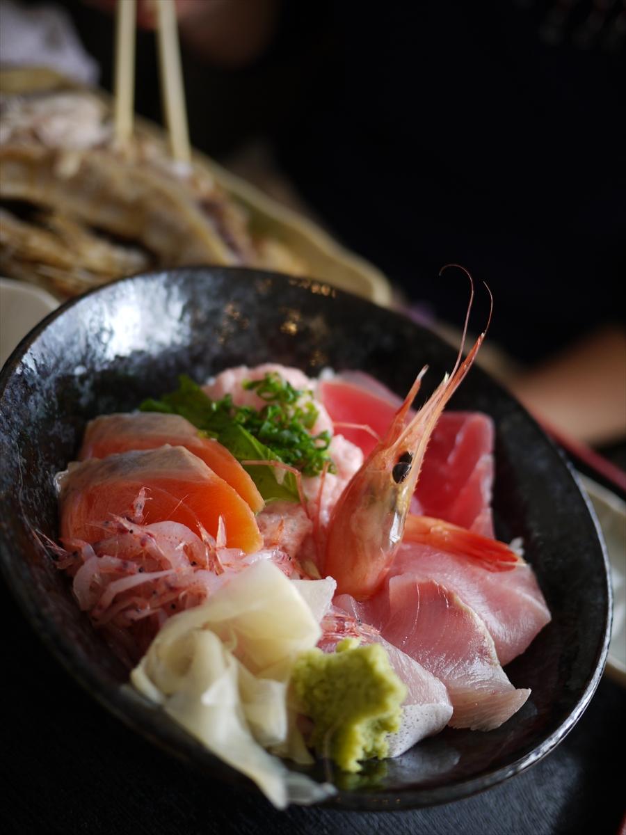 清水魚市場】ととすけ-刺身もい...