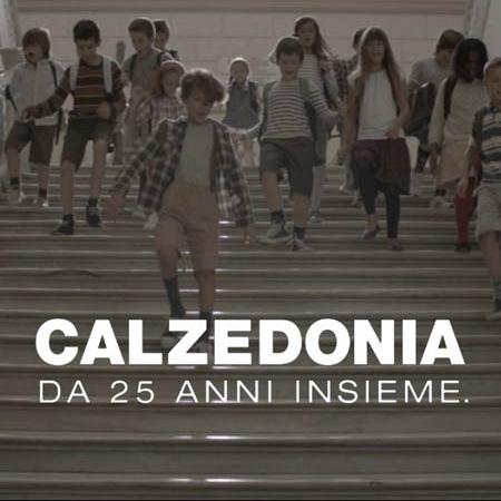 anuncio Calzedonia 25 aniversario 25 años juntos