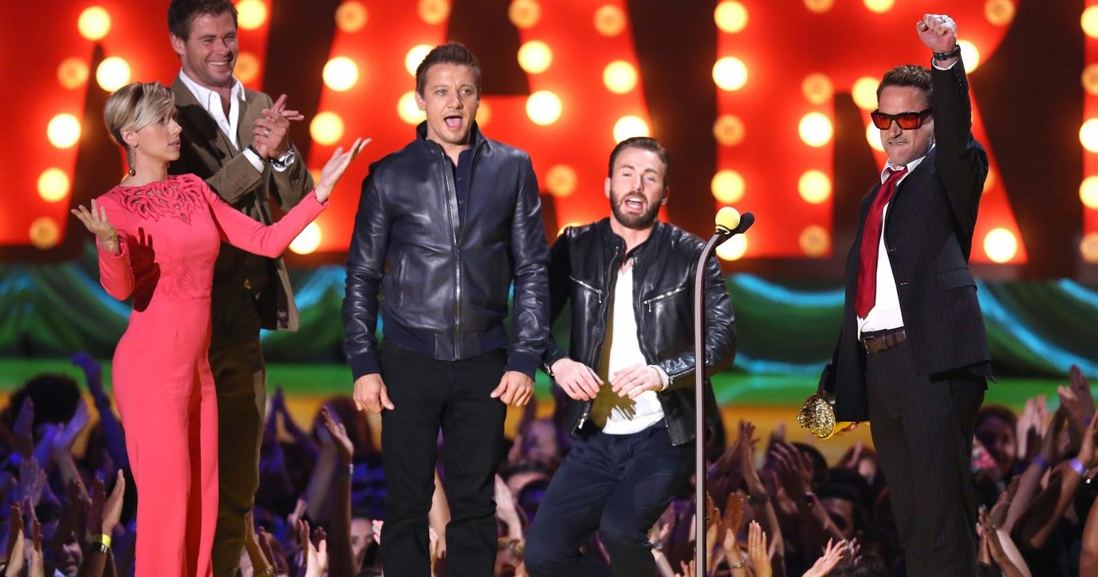 A Culpa é das Estrelas vence o MTV Movie Awards 2015