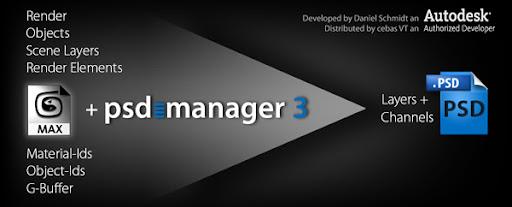 Cebas PSD-manager 3.1