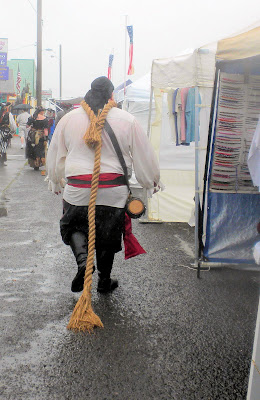 photo of a pirate in Rockaway Beach Oregon