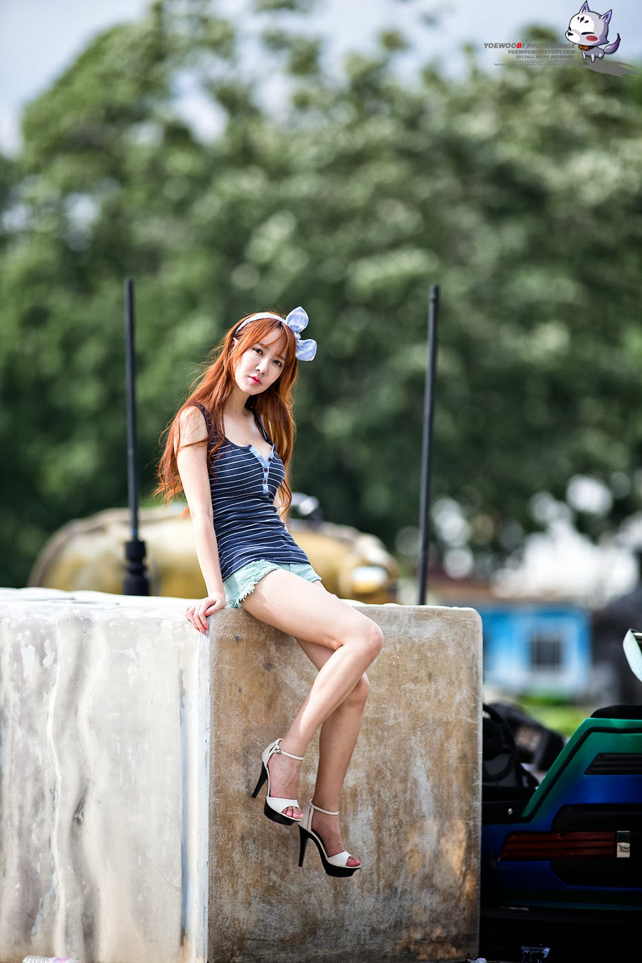 5 Yoon Seul - very cute asian girl-girlcute4u.blogspot.com