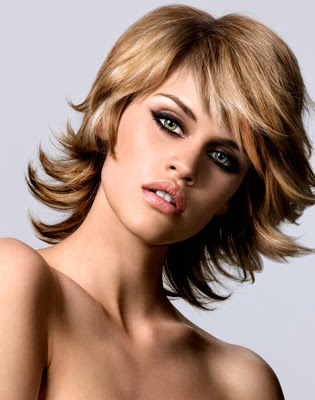 Layered Haircuts for Medium Length Hair