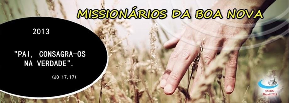 MISSIONÁRIOS DA BOA NOVA