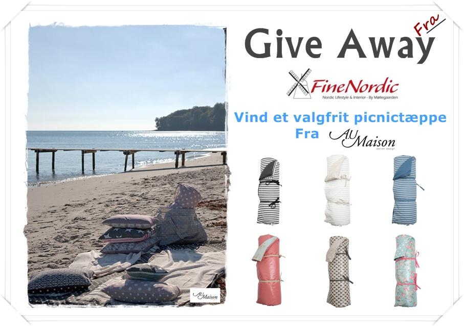 Give Away fra www.finenordic.dk