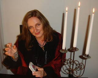 Maja Trochimczyk with Items from her Music Box, Beyond Baroque Poetry Reading, 2010
