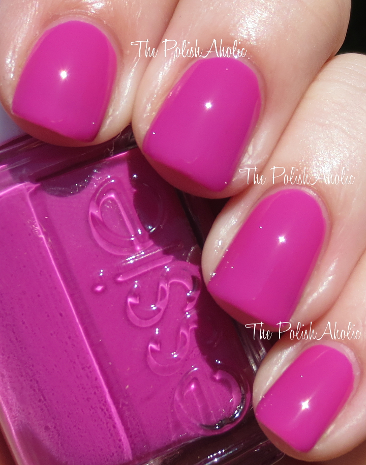 The PolishAholic: Essie Neon 2014 Too Taboo Collection Swatches & Review